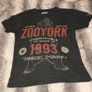 Zoo York Mens T-Shirt